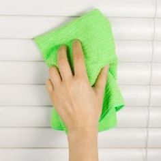 How to Clean PVC Blinds