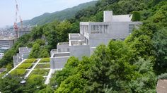 Rokko Housing, Tadao ANDO