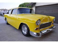 1955 Chevy Nomad Station Wagon.