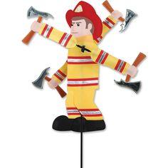28 in. WhirliGig - Fireman
