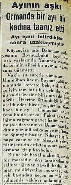 01 Kasım 1929 Cumhuriyet -> (1929) Ayı işini bitirdikten sonra uzaklaşmıştır