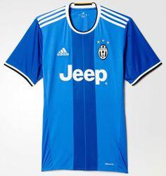 c170a90f4 La Juventus a dévoilé ce matin son maillot extérieur pour la saison  prochaine. Juventus Turin 2016   2017 Pogba