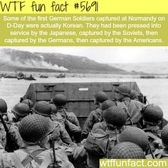 WTF Facts - Page 557 of 1236 - Funny, interesting, and weird facts Cool Science Facts, Wtf Fun Facts, Funny Facts, History Memes, History Facts, Ww2 Facts, Interesting History, Interesting Facts, Teaching Us History