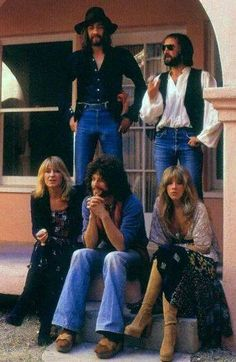Fleetwood Mac, One of the awesome bands!