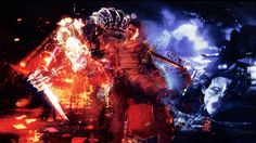 dmc__devil_may_cry_dante_and_the_hunter_by_kampinis-d5z4kod.jpg (1920×1080)
