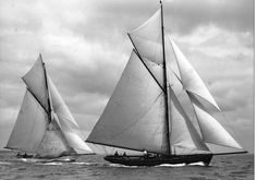1899 Bristol Channel Pilot Cutter gaff cutter Sail Boat For Sale -