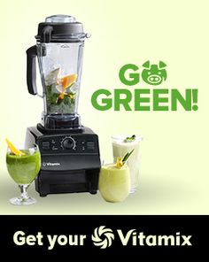 Vitamix recipes for all sorts of things.  Food, cleaning products etc.
