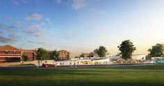 Design unveiled for St. Elizabeths East Gateway Pavilion in D.C.