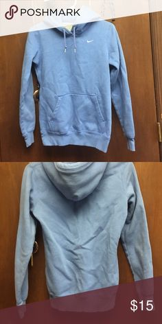 Nike Hoodie Perfect condition. This has been worn maybe twice. Nike Jackets & Coats