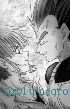 #wattpad #fanfic Este relato narra la historia de (des)amor que se forjó entre Bulma y Vegeta tras el regreso a la Tierra desde Namek. En el universo paralelo de historias VegeBul ha nacido una estrellita más, mi visión personal, ajustada a la forma de ser de cada personaje y al desarrollo de la serie Dragon Ball e... Vegeta And Bulma, Dbz, Shikamaru, Cute Comics, Dragon Ball Gt, Anime Love, Otaku, Black Goku, Fan Art