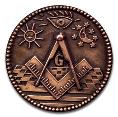 Freemasonry Square and Compasses Hope Faith Charity - compass Masonic Bible, Masonic Art, Masonic Lodge, Masonic Symbols, Masonic Jewelry, Masons Masonry, Prince Hall Mason, Freemason Symbol, Templer