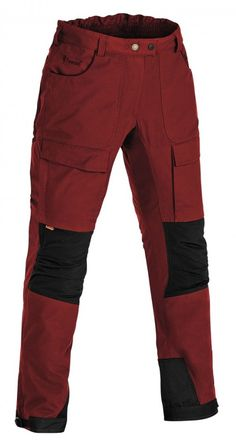 Pinewood Himalaya, Bukse Dame Chilliröd/Svart Parachute Pants, Fashion, Moda, Fashion Styles, Fashion Illustrations