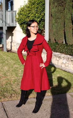 Cation Designs: All These People Want to Know...| red  Spearmint coat
