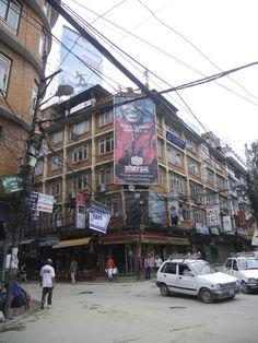 Kathmandu in Thamel