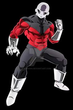 Jiren top warrior of universe:10