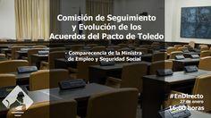 C. de Seguimiento y Evolución de los Acuerdos del Pacto de Toledo