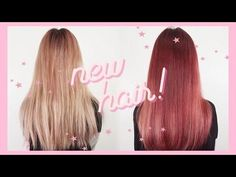 My New Hair Color… Goodbye 5 Years Of Pastel Hair!!