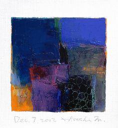 Hiroshi Matsumoto, daily inspiration! #painting #art