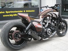 BIG BIKE CUSTOM N°1 München - Home || BIG BIKE N°1 Flat Track Motorcycle, Bobber Motorcycle, Moto Bike, Cool Motorcycles, Motorcycle Design, Triumph Motorcycles, Girl Motorcycle, Motorcycle Quotes, Yamaha V Max