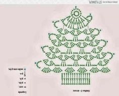 beautiful, beautiful, christmas center in crochet. View and share - Crochet Designs Free - Her Crochet Crochet Christmas Decorations, Crochet Decoration, Crochet Christmas Ornaments, Christmas Crochet Patterns, Holiday Crochet, Crochet Snowflake Pattern, Crochet Motifs, Crochet Snowflakes, Crochet Chart