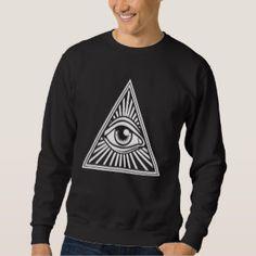 Illuminati - All Seeing Eye Sweatshirt