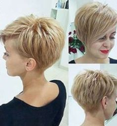 Short Hairstyles Cuts - 5