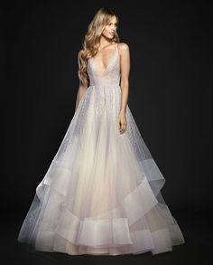 Hayley Paige | Fall 2016 | 6703 Laney #weddingscrapbooks