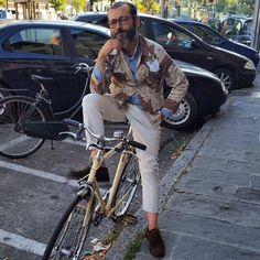 ottomarchesi:    #timeout #stop #style #streetstyle #bike #streetgentlemen #gentlemen #menswear #menstyle #florence #italianstyle #me