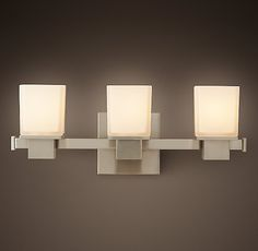 Bryant Triple Sconce