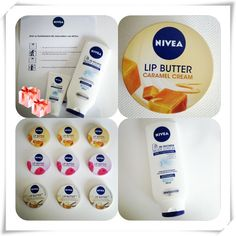 JUSTiBeauty Blog: Nivea: Lip Butter & In-Shower Body Lotion (Innovation)