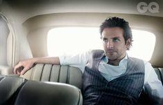 Bradley Cooper egyszerű eleganciája