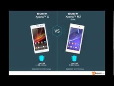 Xperia C has got better battery option, while Xperia M2 Dual has smarter Operating System. For more features & specifications, take a look at this Video and pick your choice!  Buy Sony Xperia C: http://www.infibeam.com/Mobiles/sony-xperia-c/P-mobi-43003440362-cat-z.html  Buy Sony Xperia M2 Dual: http://www.infibeam.com/Mobiles/sony-xperia-m2-dual/P-mobi-12256836768-cat-z.html  For more Sony Xperia Mobile: http://www.infibeam.com/sony-xperia-mobiles