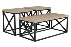 Helene 3 In 1 Pack Tables $170 @ Living Spaces