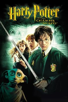 Harry Potter and the Chamber of Secrets--December