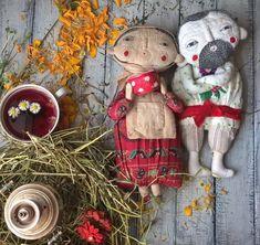 Куклы   Игрушки   Ручная работа's photos