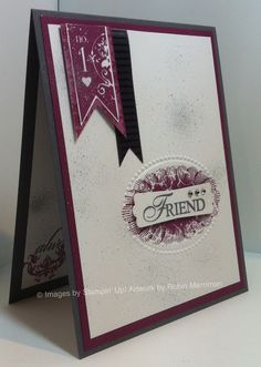 Stampin Up! Affection Collection