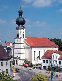 Taufkirchen (Vils), Pfarrkirche St. Pauli Bekehrung