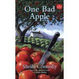 One Bad Apple (An Orchard Mystery) (Mass Market Paperback)By Sheila Connolly