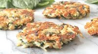 Spinach and Chicken Hash Brown Patties - In Good Flavor Printable Recipes