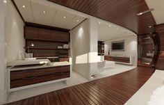 Vicem Yachts - Vulcan 46m Owners-Study