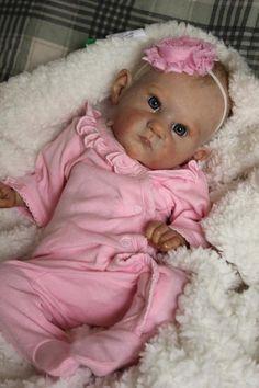 LE Pixie By Bonnie Brown, Realistic,Preemie Reborn, Bundles Of Joy Nursery