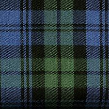 Campbell Clan Ancient Tartan