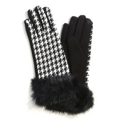 23.99$  Watch here - http://vimwl.justgood.pw/vig/item.php?t=sal5se059725 - Craze High Quality Genuine Rabbit Fur Houndtooth Printed Winter Glove