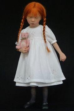Солнечные дети от Лоренс Рюэ / Laurence Ruet, Лоуренс Руэ коллекционные куклы / Бэйбики. Куклы фото. Одежда для кукол