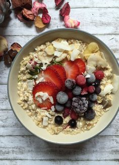This Ayurveda Oat Muesli is perfect for getting energized, happy and fit in the…