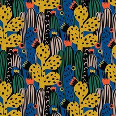 Masha Volnova – Life of a Cacti