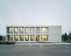 Wittfoht Architekten - Karl Köhler administration building, Besigheim 2016. Photos © Brigida Gonzalez