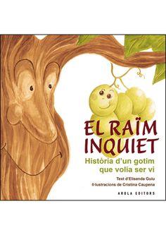 SETEMBRE-2013. Elisenda Guiu. El raïm inquiet. Coneixements. I Cuina.