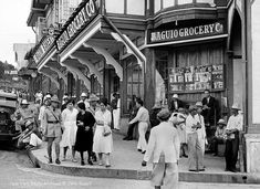 Old photo of Baguio Philippines Culture, Manila Philippines, Philippine Architecture, Philippine Art, Uk Visa, Baguio City, Filipino Culture, Exotic Beaches, Historical Architecture