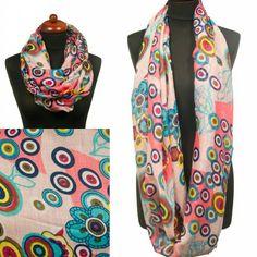 Col sjaal met cirkels  http://www.sjaals4you.nl/col-sjaal-met-cirkels.html  #sjaal #fashiontrend #mode #shopping